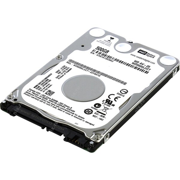 "Western Wd5000luct Av 2.5"" 500Gb 16Mb Cache Sata 3.0Gb/S Internal Hard Drive"