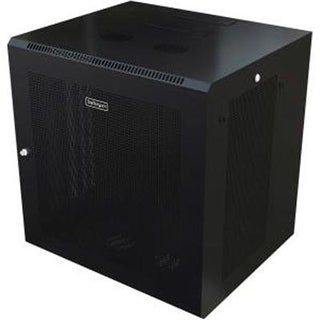 Startech.Com 6U Wall-Mount Server Rack Cabinet - Up To 16.9 In. Deep