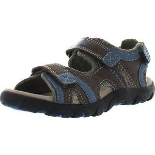 Geox Boys Jr Sandal Strada Fashion Sandals