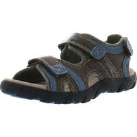 Geox Boys Jr Sandal Strada Fashion Sandals