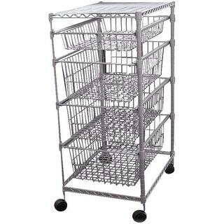 30029Pet 4-Drawer Storage Cart