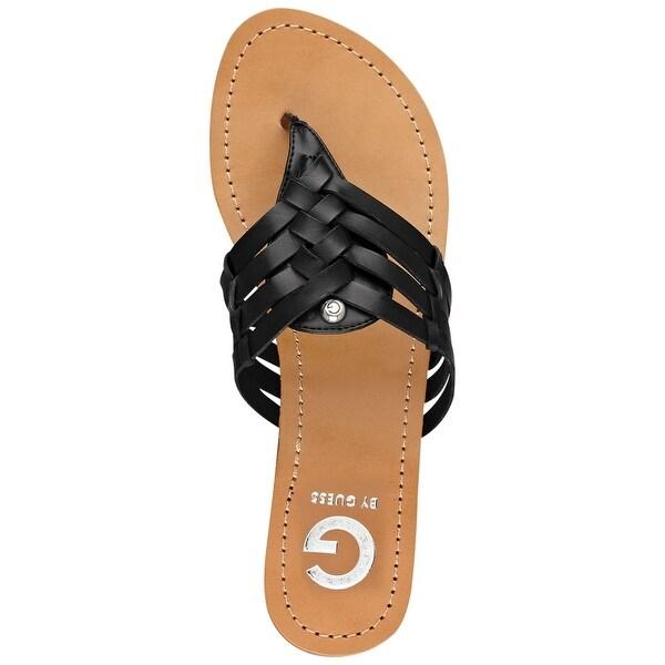 G By Guess Women's Loann Thong Sandals