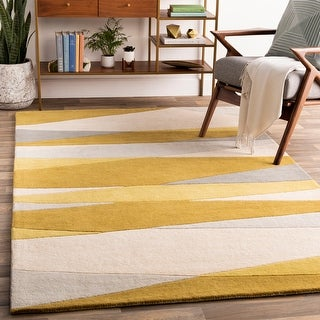 Link to Hand Tufted Harbor Wool Area Rug Similar Items in Rugs