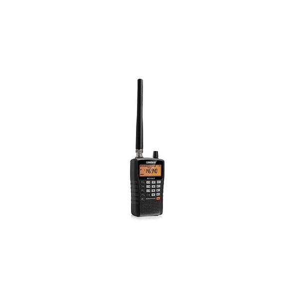Uniden BC75XLT Bearcat Digital Scanner with VHF Low/High Frequencies
