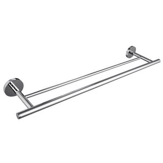"""Ucore 24"""" Double Towel Bar With Mounting Hardware"""