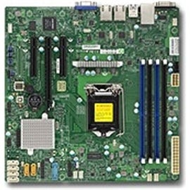 Supermicro Motherboard MBD-X11SSL-B Xeon E3-1200 v5 LGA1151 Socket H4 C236 PCI Express SATA MicroATX Bulk