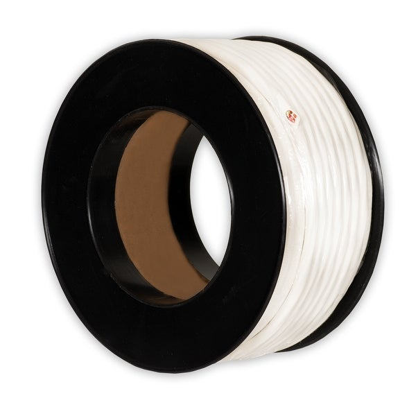Theater Solutions C100-14-4 CL3 Speaker Wire 4 Conductor 14 Gauge 100' Roll UL