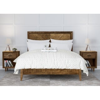 Link to Abbyson Retro Mid-century 3-piece Bedroom Set Similar Items in Bedroom Furniture