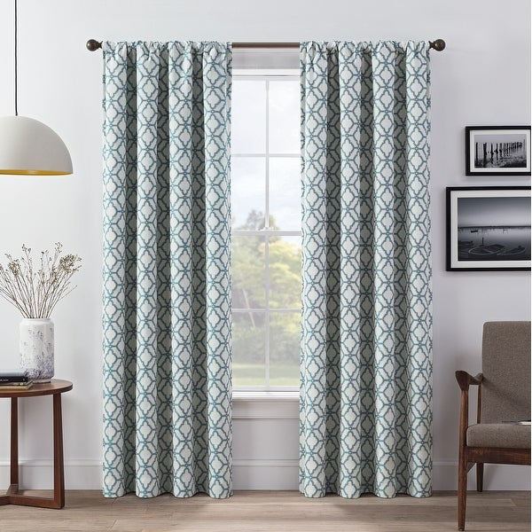 Eclipse Lollie Blackout Window Curtains (Set of 2). Opens flyout.