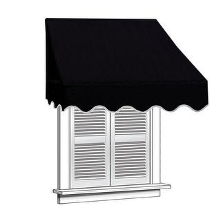 Link to ALEKO 4 feet X 2 feet Window Awning Door Canopy Sun Rain Shade Shelter Similar Items in Doors & Windows