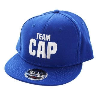 "Captain America ""Team Cap"" Snapback Hat - multi"