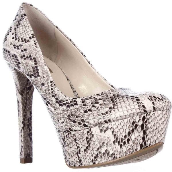 Womens Shoes GUESS Ette Natural Synthetic