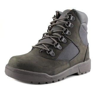 Timberland 6 Inch Field Boot Round Toe Leather Hiking Boot
