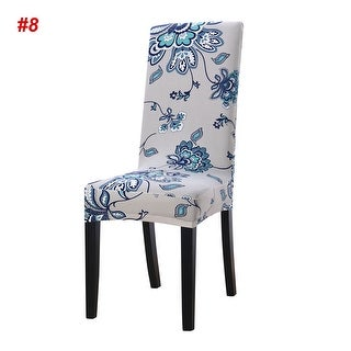 Link to Stretch Spandex Short Seat Slipcover Dining Chair Cover Similar Items in Slipcovers & Furniture Covers