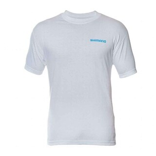 Shimano Fishing Short Sleeve Cotton T-Shirt