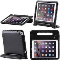 i-Blason-Apple iPad Air 2- Armorbox Kido Series Convertible Stand Case -Black