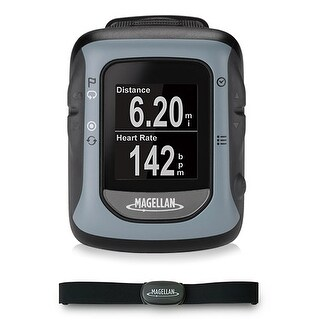 Magellan SWITCH HRM Sports Watch & GPS w/ Heart Rate Monitor