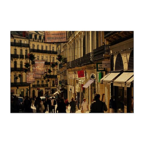Montpellier France Building City Unframed Wall Art Print/Poster