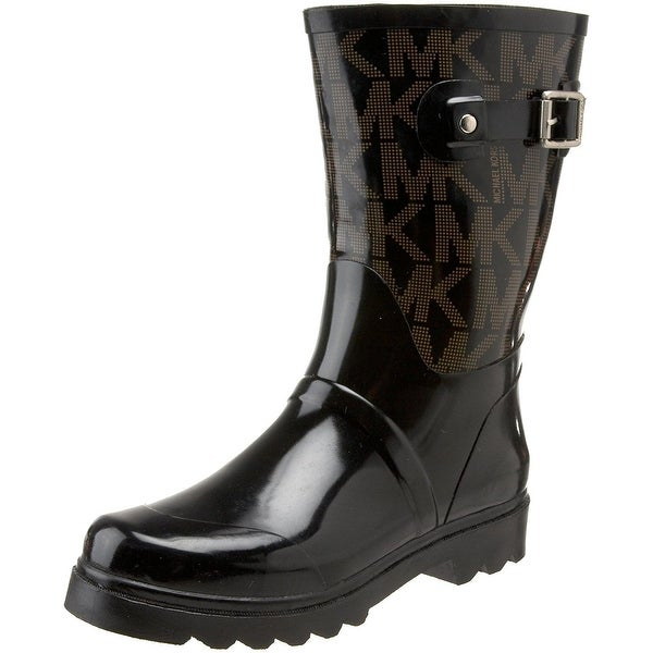 MICHAEL Michael Kors Womens 40H0MKFB7Z Round Toe Cold Weather Boots