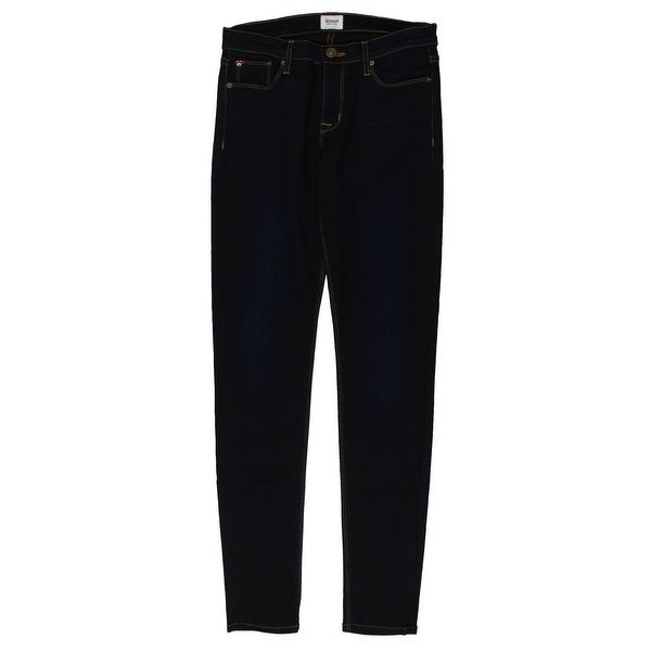 Hudson Womens Krista Skinny Jeans Denim Low-Rise