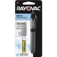 Ray-O-Vac Led Pen Light BEPN1AAA-BTA Unit: EACH