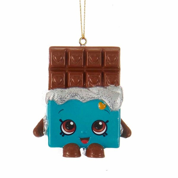 Shopkins Blow Mold Christmas Ornament Cheeky Chocolate