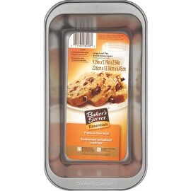 Bakers Secret Bs Large Loaf Pan