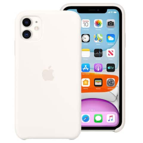 Apple iPhone 11 64GB White - Unlocked - Acceptable