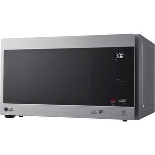 LG LMC0975ST 0.9 CF NeoChef Countertop Microwave Stainless Steel - Stainless Steel