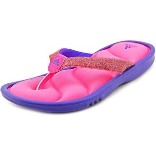 Adidas Chilwyanda Youth Open-Toe Synthetic Pink Sport Sandal