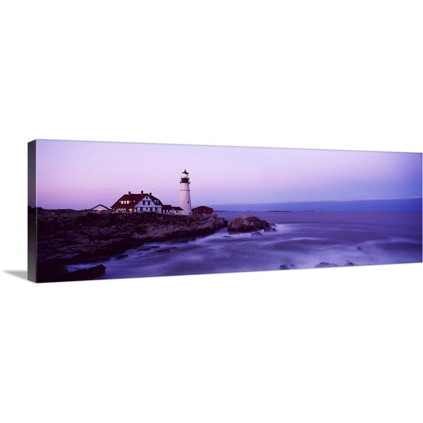 "Shop ""Portland Head Lighthouse Portland ME"" Canvas Wall"