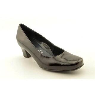 Ara Quinn N/S Square Toe Patent Leather Heels