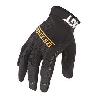 Ironclad WCGA-03-M Workcrew Medium Gloves, Black