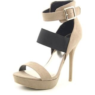 Wild Diva Sonny Women Open Toe Synthetic Sandals