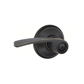 Schlage F40-MER  Merano Privacy Door Lever Set