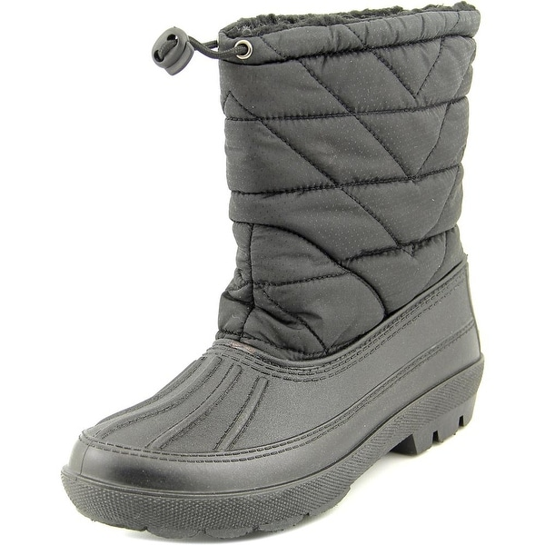 Dirty Laundry Booster Pak Black Snow Boots