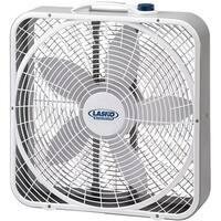 Lasko 20  Inch Weather-Shield Performance Box Fan Weather-Shield Performance Box Fan