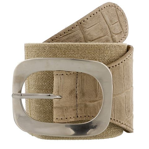 Renato Balestra Allesandra Leather Womens Belt