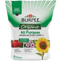 Burpee BP4AP All Purpose Plant Food, 4 lb