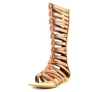 Fergalicious Supreme Open Toe Synthetic Gladiator Sandal