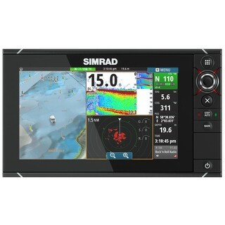 Simrad NSS12 evo2 Combo *Remanufactured - 000-11192-001REMAN