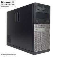 Dell 7020 TW Intel Core i5 4570 3.20GHz, 16GB RAM, 240GB SSD, DVD, WIFI, BT 4.0, VGA, HDMI DP, WIN10P64(EN/ES)-Refurbished