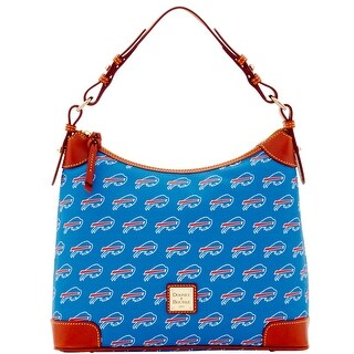 Dooney & Bourke NFL Bills Hobo (Introduced by Dooney & Bourke at $218 in Aug 2016)