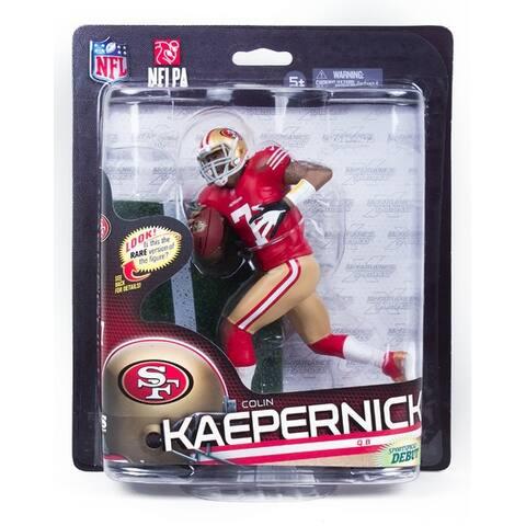 San Francisco 49ers McFarlane NFL Series 33 Figure: Colin Kaepernick - multi