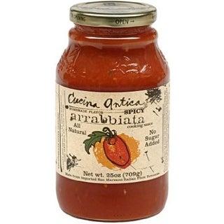Cucina Antica Foods - Spicy Arrabbiata Sauce ( 12 - 25 oz jars)