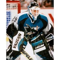 Signed Vernon Mike San Jose Sharks 8x10 Photo autographed