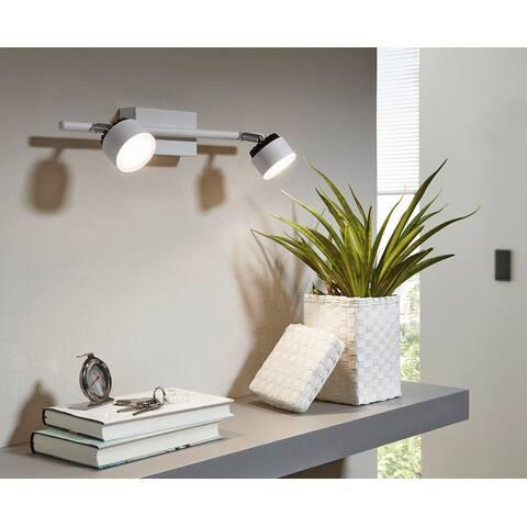 Eglo Armento White LED Track Light