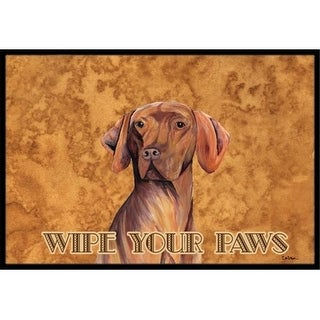 Carolines Treasures SC9132JMAT 24 x 36 in. Vizsla Indoor Or Outdoor Doormat