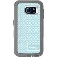 OtterBox Defender Series for Samsung Galaxy S6 Case w Holster Moroccan Sky