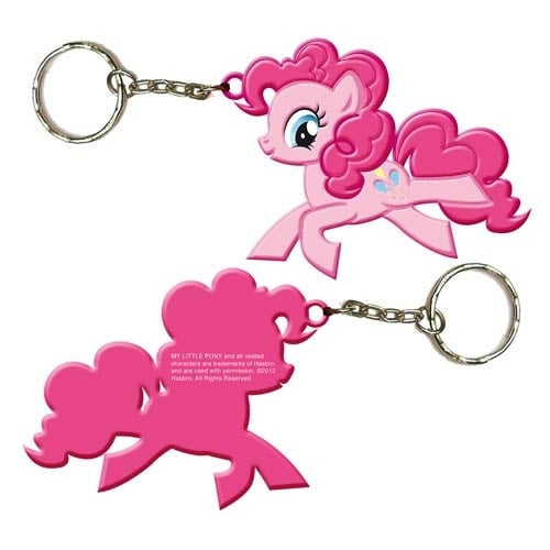 My Little Pony Pinkie Pie Keychain - Multi